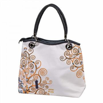 Handtasche Gustav Klimt »Der Lebensbaum«