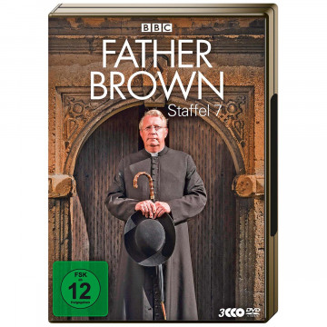 DVD »Father Brown - Staffel 7«