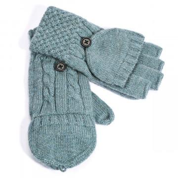 Halbfinger Handschuhe