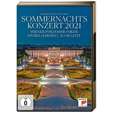 DVD »Sommernachtskonzert 2021«