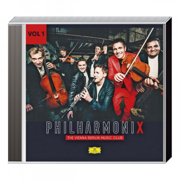 CD »The Philharmonix«