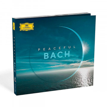 2 CDs »Peaceful Bach«