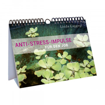 Aufstellbuch Anti Stress- Impulse für den Job