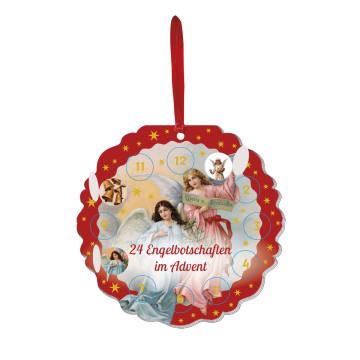 Adventskalender »24 Engelbotschaften im Advent«