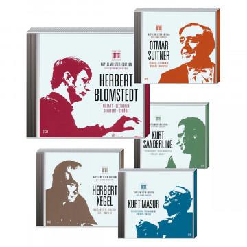 5er-Set CDs »Kapellmeister Editionen«