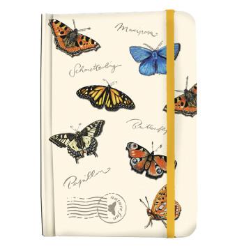 Notizbuch »Schmetterlinge«