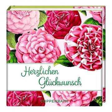 Geschenkbuch »Herzlichen Glückwunsch«