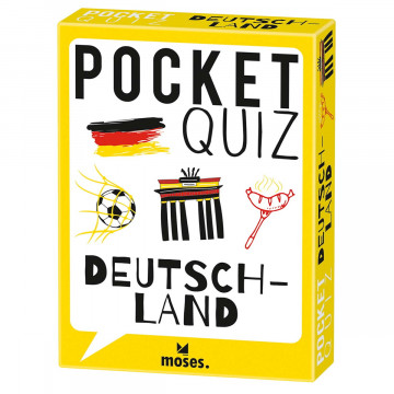 Pocket Quiz Deutschland