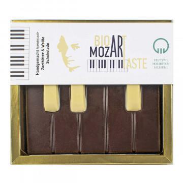 Mozart Taste Zartbitter Weiß