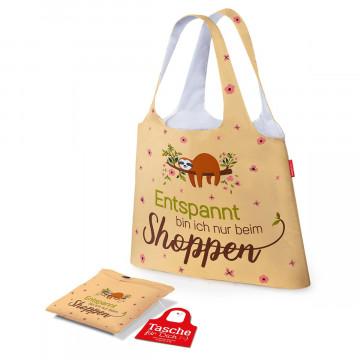 Tasche »Entspannt Shoppen«