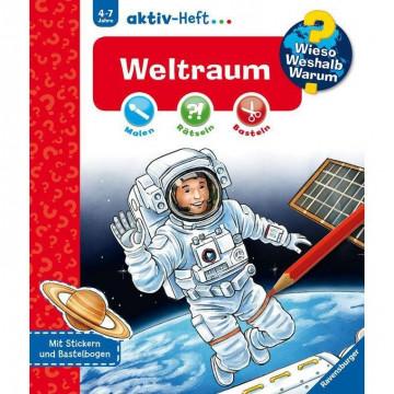 Weltraum WWW aktiv-Heft