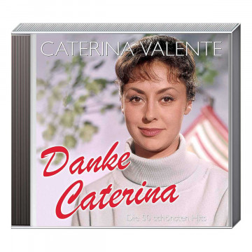 2 CDs »Danke Caterina«
