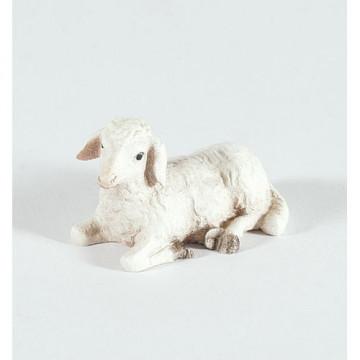 Schaf, liegend (1 Stück)