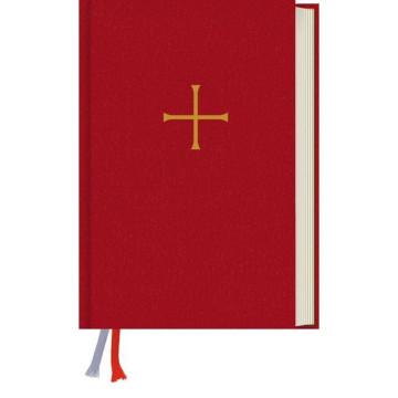 Gotteslob - Bistum Eichstätt - Großdruck, in rot