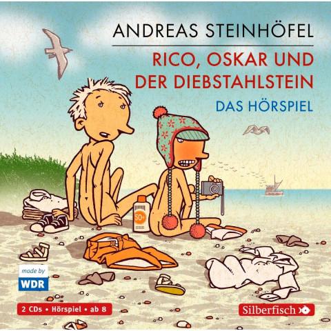 Rico, Oskar 03 und der Diebstahlstein. Das Hörspiel
