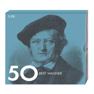 Musik-CD »50 Best Wagner«