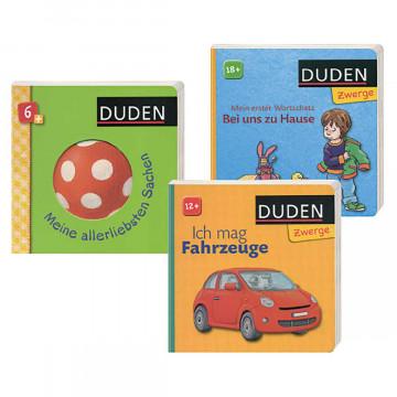 3er-Set Duden-Kinderbücher