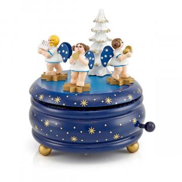 Spieluhr mit Engelchor »Himmlische Weihnacht«