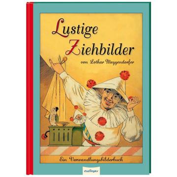 Lustige Ziehbilder von Lothar Meggendorfer