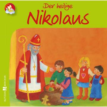 Der heilige Nikolaus (1 Stück)