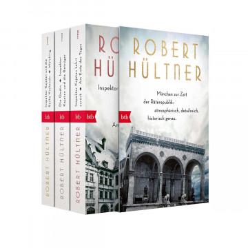 Inspektor Kajetan: Die gesamte Reihe in drei Bänden