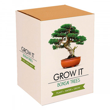 Grow It Bonsai-Bäume
