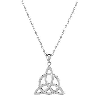 Halskette »Triqueta«