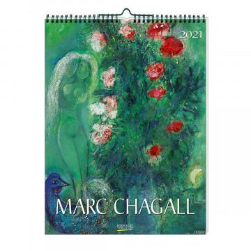 Kalender »Marc Chagall 2021«