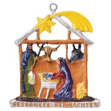 Christbaumanhänger »Gesegnete Weihnachten«