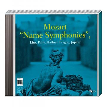 Musik-CDs »Name Smyphonies«