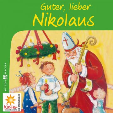 Guter, lieber Nikolaus (1 Stück)