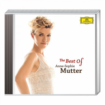 2 CDs: »The Best of Anne-Sophie Mutter«