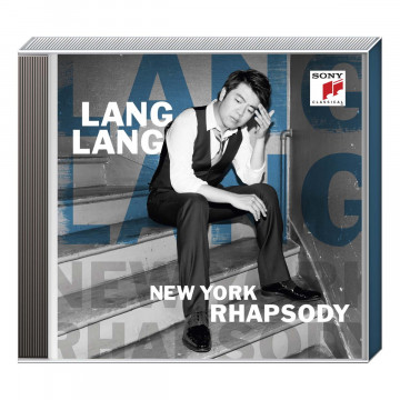 CD »New York Rhapsody«