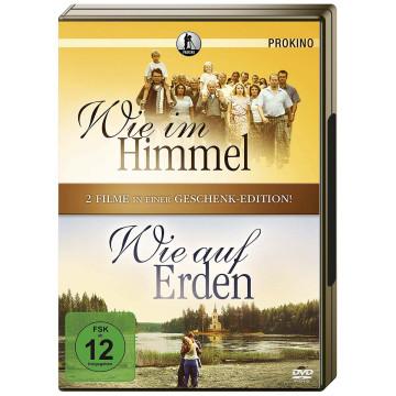 2 DVDs »Wie im Himmel - Wie auf Erden«