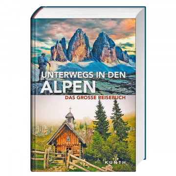 Unterwegs in den Alpen