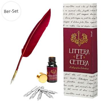 Schreibset littera et cetera