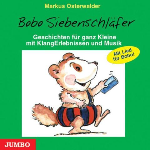 Bobo Siebenschläfer. CD