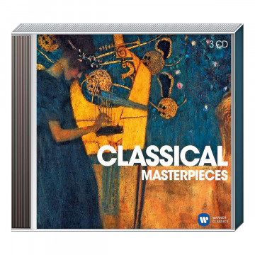 3 CDs »Classical Materpieces«