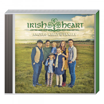 CD »Irish Heart«