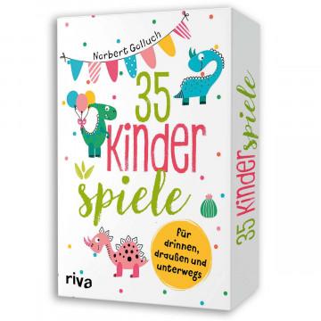 35 Kinderspiele