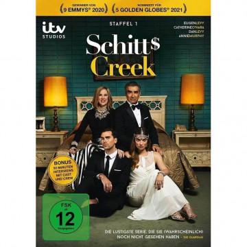 Schitt's Creek: Staffel 1