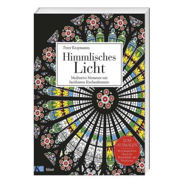 Ausmalbuch Himmlisches Licht