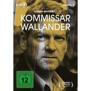 Kommissar Wallander Staffel 4 (finale Staffel)