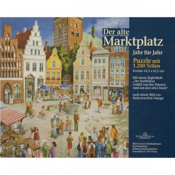 Puzzle »Der alte Marktplatz«