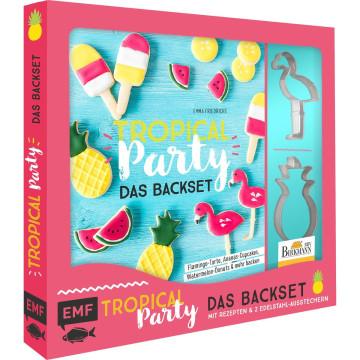 Backset »Tropical Party«
