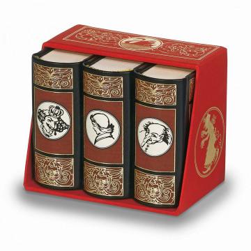 3er-Set Miniaturbücher »Märchen«