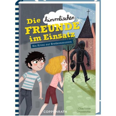 """Geschenkbuch - Die """"himmlischen"""" Freunde im Einsatz. Das gestohlene Engelgemälde"""