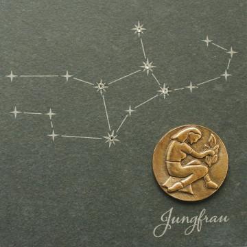 Jungfrau (1 Stück)