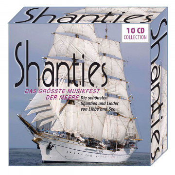 10 CDs »Shanties«