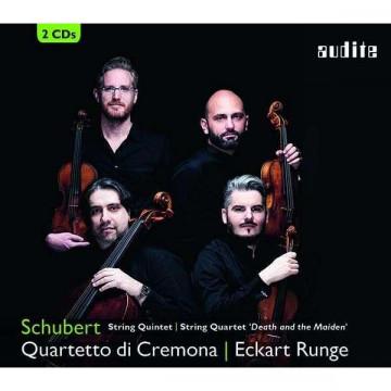 Streich-Quartette D 956 & D 810